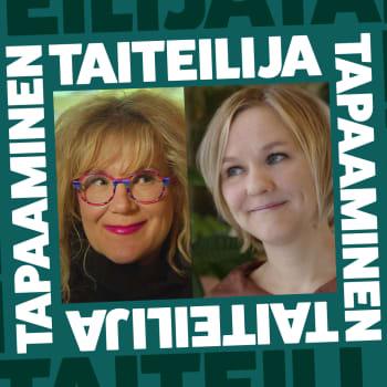 Säveltäjät Lotta Wennäkoski ja Anna-Mari Kähärä rakastavat yksinäistä puurtamista kellarikopeissaan