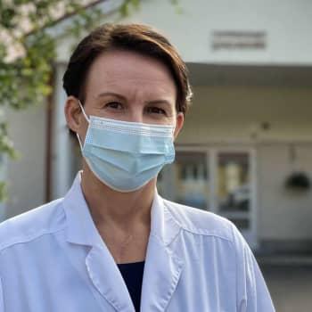 Ođđa koronavirusvarieantta balddihahttá - Heidi Eriksen mielde dát ii lean vuorddekeahtes ášši