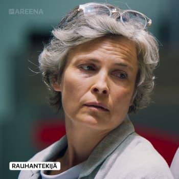 Irina Björklund om Fredsmäklaren
