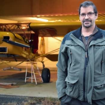 Skärgårdens flygklubb har snart 30 friska år på nacken men oroar man sig för ett dalande intresse