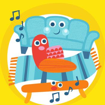 Kolme laulavaa tuolia