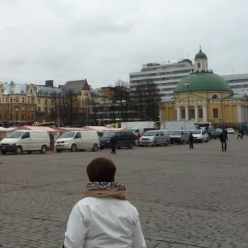Det nya Salutorget i Åbo för med sig problem för torghandlarna