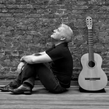 Gitarrecital med Johan Fostier