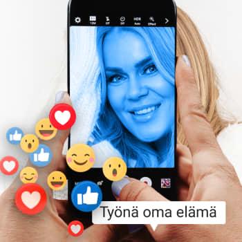 """Rosanna Kulju: """"En halua asettaa ketään muuta ihmistä hirveän kritiikin kohteeksi""""."""