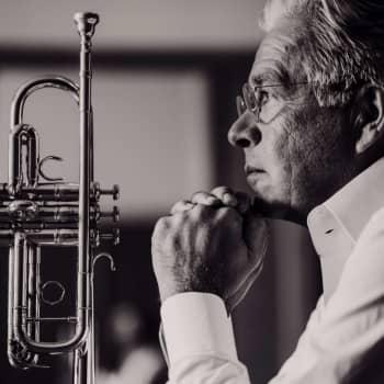 Trumpetaren Håkan Hardenberger