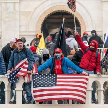 Slaget efter tolv: Vad händer i USA?