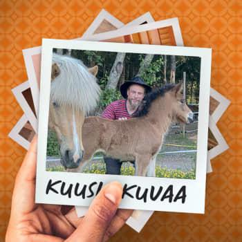 Kuusi kuvaa valokuvaaja Juha Suonpään elämästä