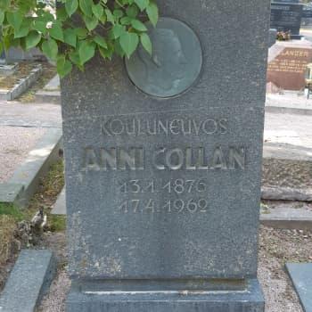 Kouluneuvos Anni Collan