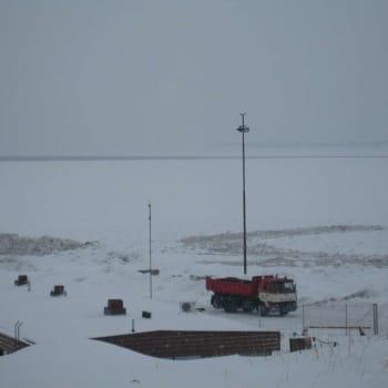 Varför dumpar Helsingfors snö i havet?