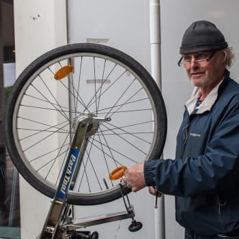 Ordet läcker: Cykel