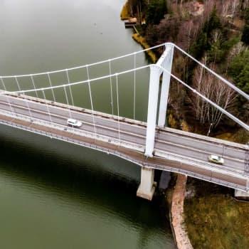 Vad händer om bron kollapsar?