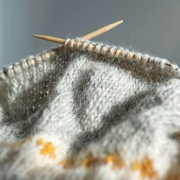 Islantilaisten villapaitojen taikaa