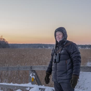 Petteri Saario: Suomessa ei ole missään paikkaa, josta ei pääsisi vartissa luontoon