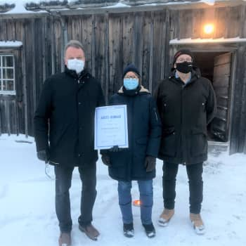 Sundom bygdeförening är Årets Gunnar 2020