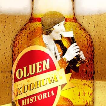 Ennen vanhaan olutta nautitittiin koko ajan ja joka paikassa - myös kirkonmenojen jälkeen