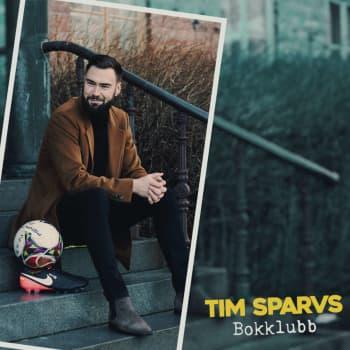 Fotbollsproffset Tim Sparv vill inspirera till läsning