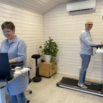 Lumijoen minitoimistoissa ei tule avokonttoria ikävä: työrauha on taattu