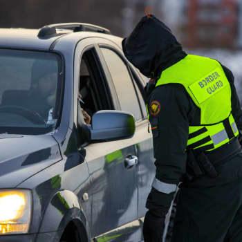 Striktare inreserestriktioner till Finland i kraft igen