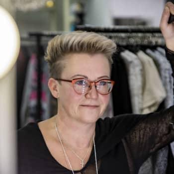 Jaana Pohjola-Malmbergille konkurssi oli helpotus, vaikka 10 vuoden työ hävisi