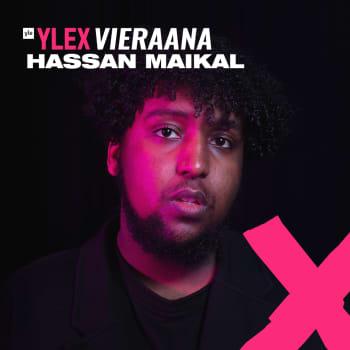 """Hassan Maikal vieraana: """"Mä haluan olla se tyyppi, jota mä tarvitsin nuorena"""""""