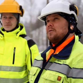 Yle Kurikan kampuksella - tunnelmia työmaalta ja tutkinnon loppusuoralta