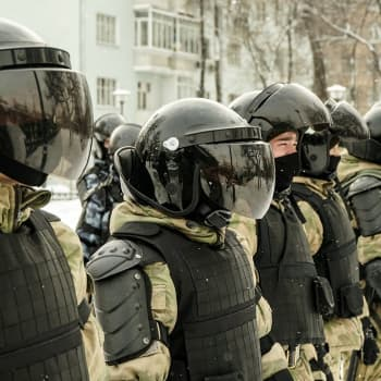 Kehittyykö demokratia nyt Venäjällä?