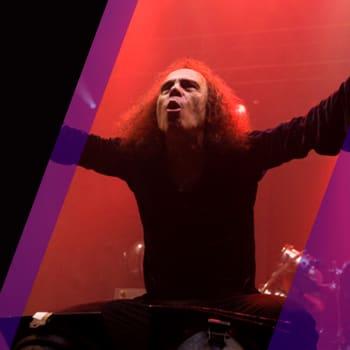 Julafton med Kjell och Ronnie James Dio