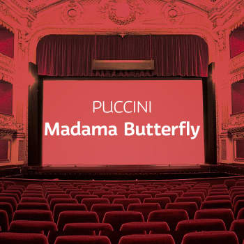 Puccinin ooppera Madama Butterfly