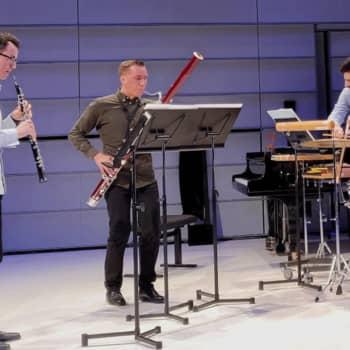 Musica nova 2021: Zagros Ensemblen konsertti