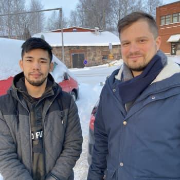 Lauri Muranen halusi jeesata nuorta ystäväänsä ja niin alkoi Sirpa-auton tarina