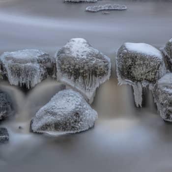 Hiljaa virtaa Vantaa