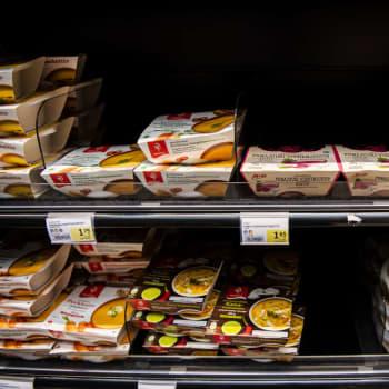 Lounassetelillä ei saa ostaa kaupasta mikroaterioita – kauppa piti linjausta vanhentuneena ja alkoi myydä niitä