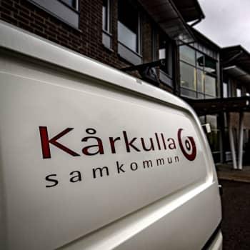 Roger Weintraub, styrelsemedlem i Kårkulla, kommenterar Sofia Ulfstedts avgång