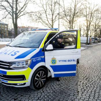 Tunna blå linjen tas väl emot i Malmö, också av polisen