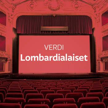 Verdin ooppera Lombardialaiset