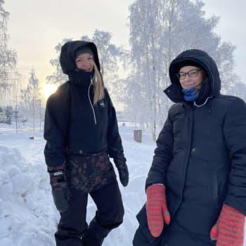 Iitu Juola aloitti liikuntaetsivänä Oulussa – nuorille tarjotaan onnistumisen kokemuksia