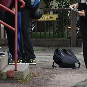 KPV aloittaa kiusaamista vastustavan kampanjan - koulupoliisi mukana toteutuksessa