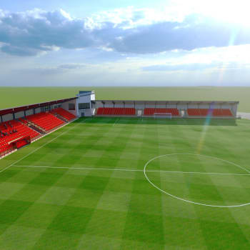 Uusi stadion laittaa jalkapallon olosuhteet kuntoon Pietarsaaressa