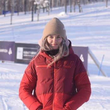 Hiihtäjä Vilma Nissisen unelma toteutuu Oberstdorfissa hänen ensimmäisissä aikuisten arvokisoissaan