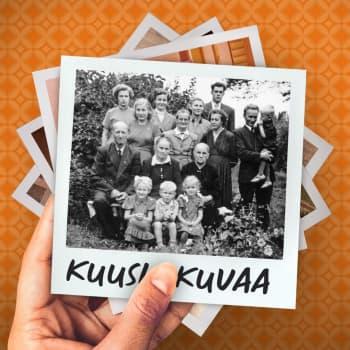 Kuusi kuvaa psykoterapeutti Jussi Nissisen elämästä