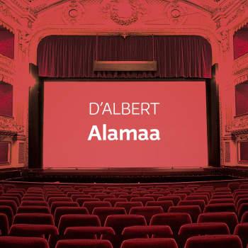 d'Albertin ooppera Tiefland (Alamaa)