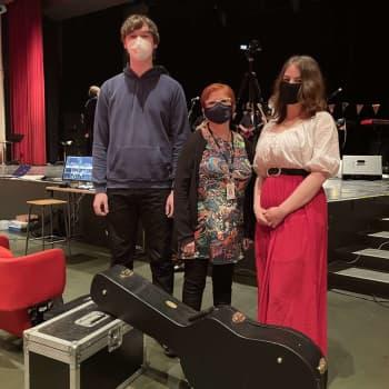 Blind Channelin juuret juontavat Madetojan musiikkilukioon – kuuntele, millä eväillä Oulu kasvattaa menestyjiä