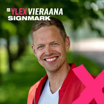 Signmark vieraana: Vaati stigmojen rikkomista ja pitkäjänteisyyttä olla ensimmäinen vittomakielinen rap-artisti