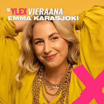 """Toimittaja Emma Karasjoki vieraana: """"Ihmiskokemus jää puutteelliseksi, jos emme koe negatiivisia tunteita"""""""