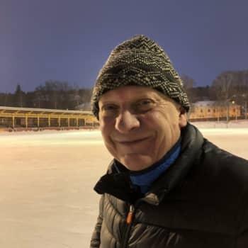 Heikki Salo on yksilöurheilija, mutta Miljoonasateelle haettiin sinfoniaorkesterin verran vahvistusta