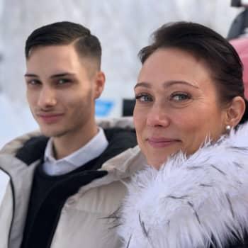 Yhteenotoista yhtiökumppaneiksi - Susanna Behm ja Daniel-poika luovivat läpi teini-iän myrskyjen ja perustivat siivousfirman