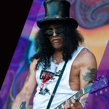 "Slash: ""Jag har minsann erfarenheter av krångliga solister"""