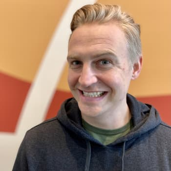 Lördagsgästen: Janne Grönroos