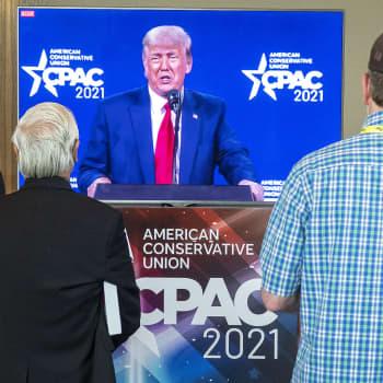 Trump vihjaili asettuvansa ehdolle - voivatko republikaanit estää?