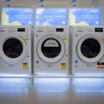 Energimärkningen på våra hushållsapparater ändras
